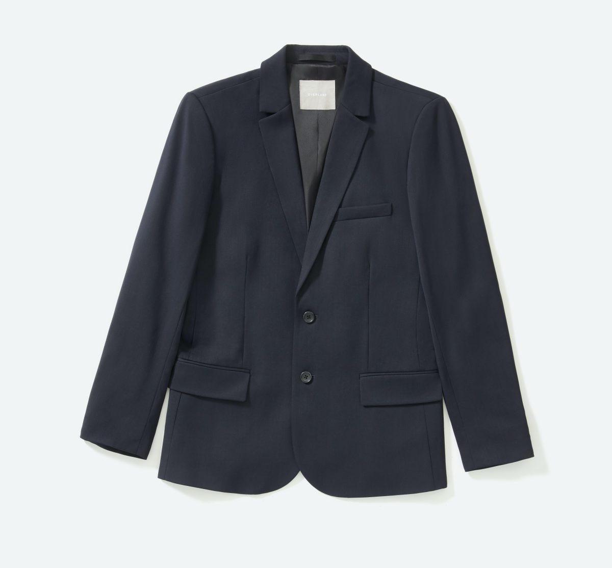 Everlane Italian Wool Suit
