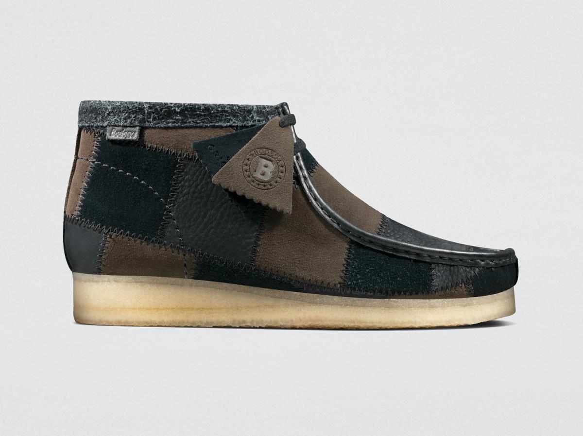 Bodega x Clarks Originals Wallabee Boot