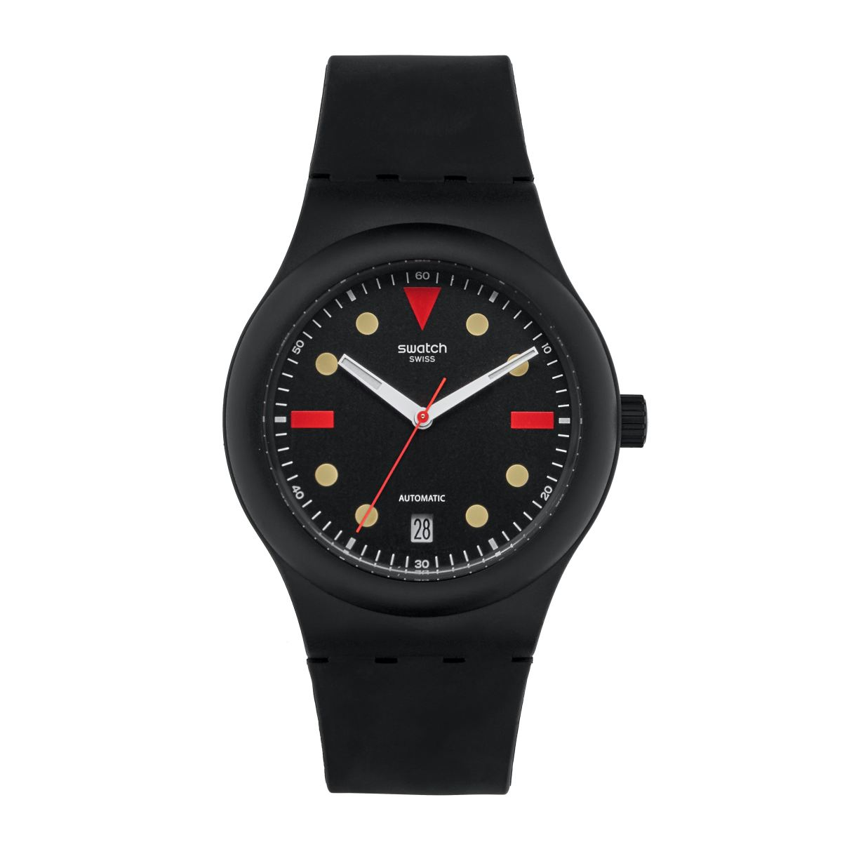 Hodinkee Swatch Sistem51 Generation 1986
