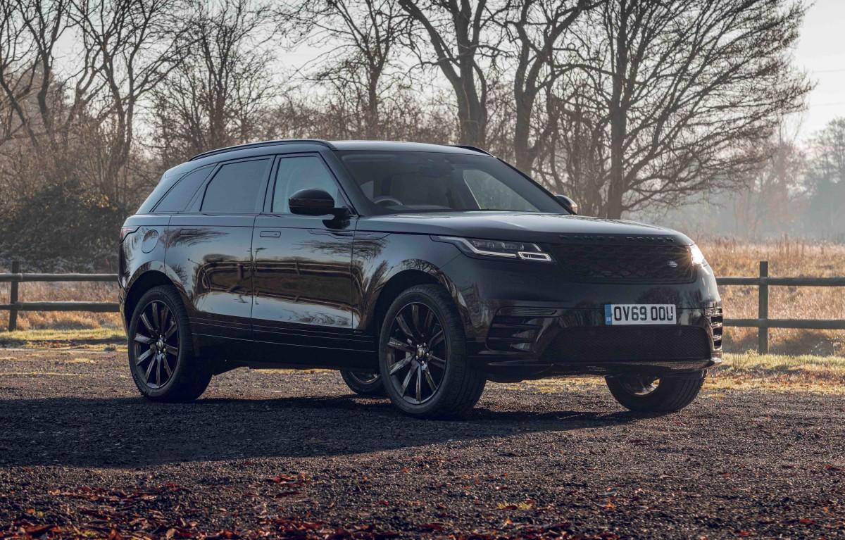 Land Rover UK Range Rover Velar R-Dynamic Black