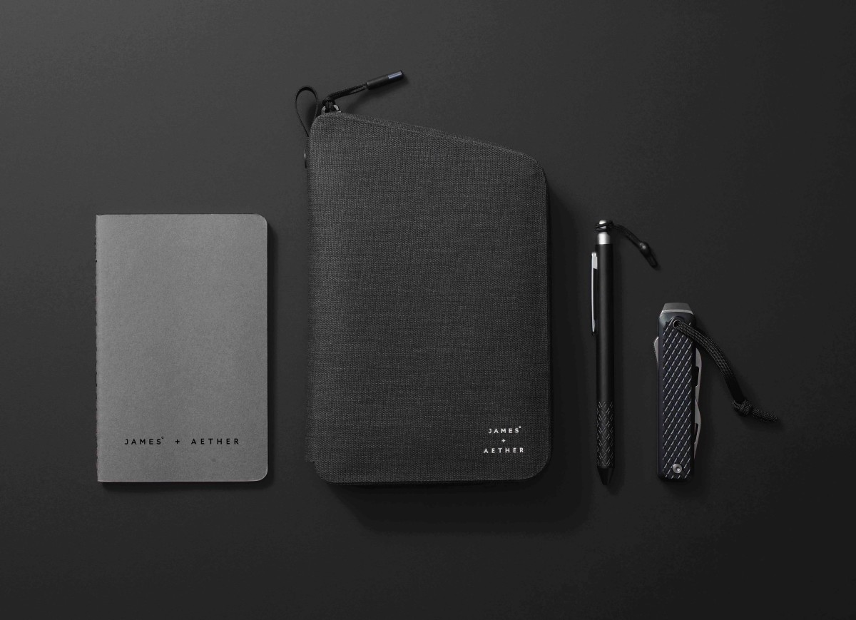 Aether x James EDC Kit