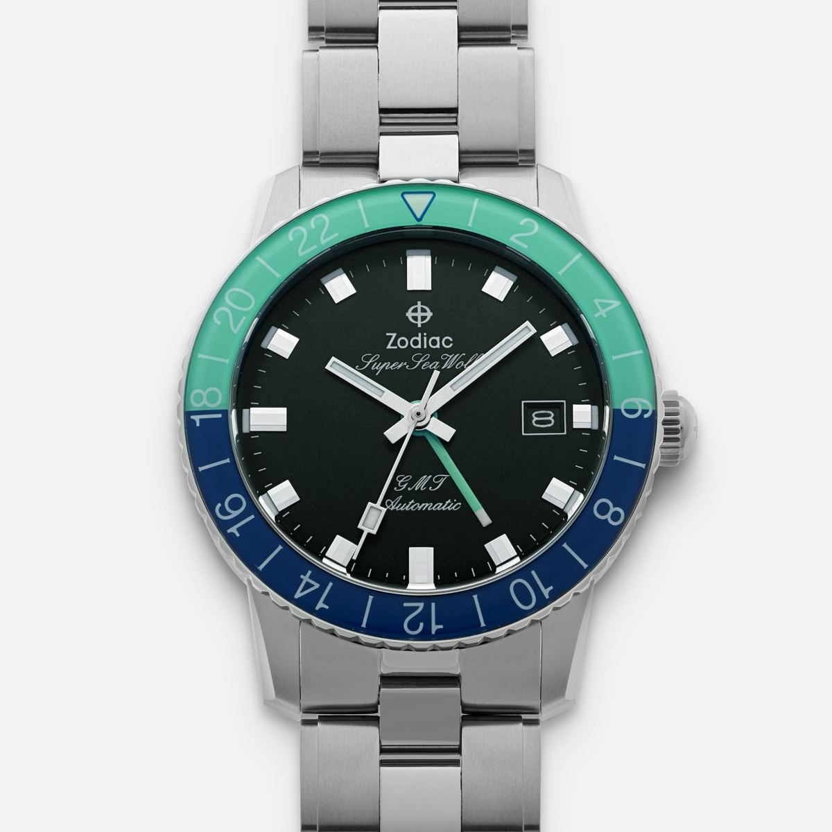 Zodiac Super Sea Wolf GMT