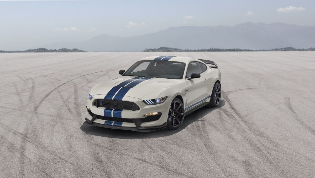 Ford Shelby GT350 Heritage Edition Package