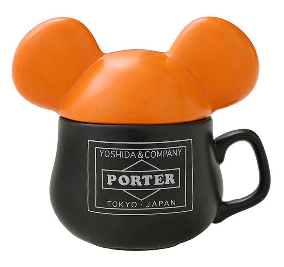 Porter Bearmug