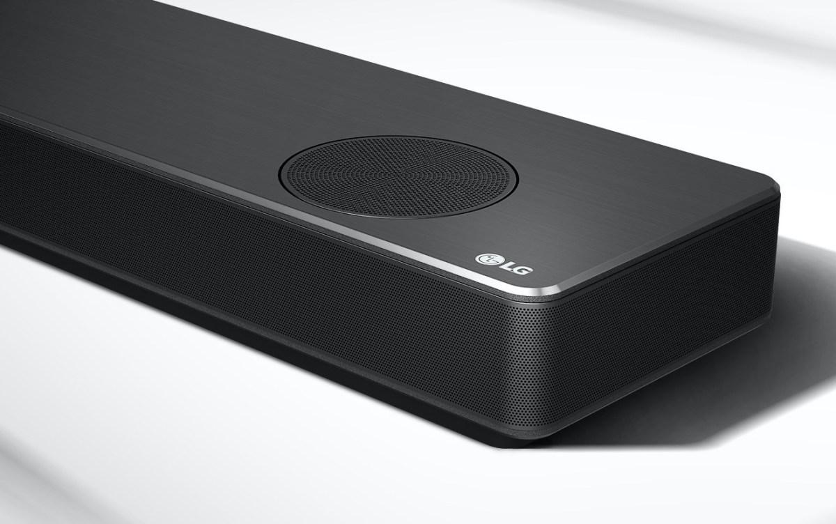 LG Soundbars 2020