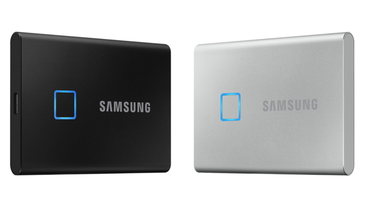 Samsung Portable SSD T7