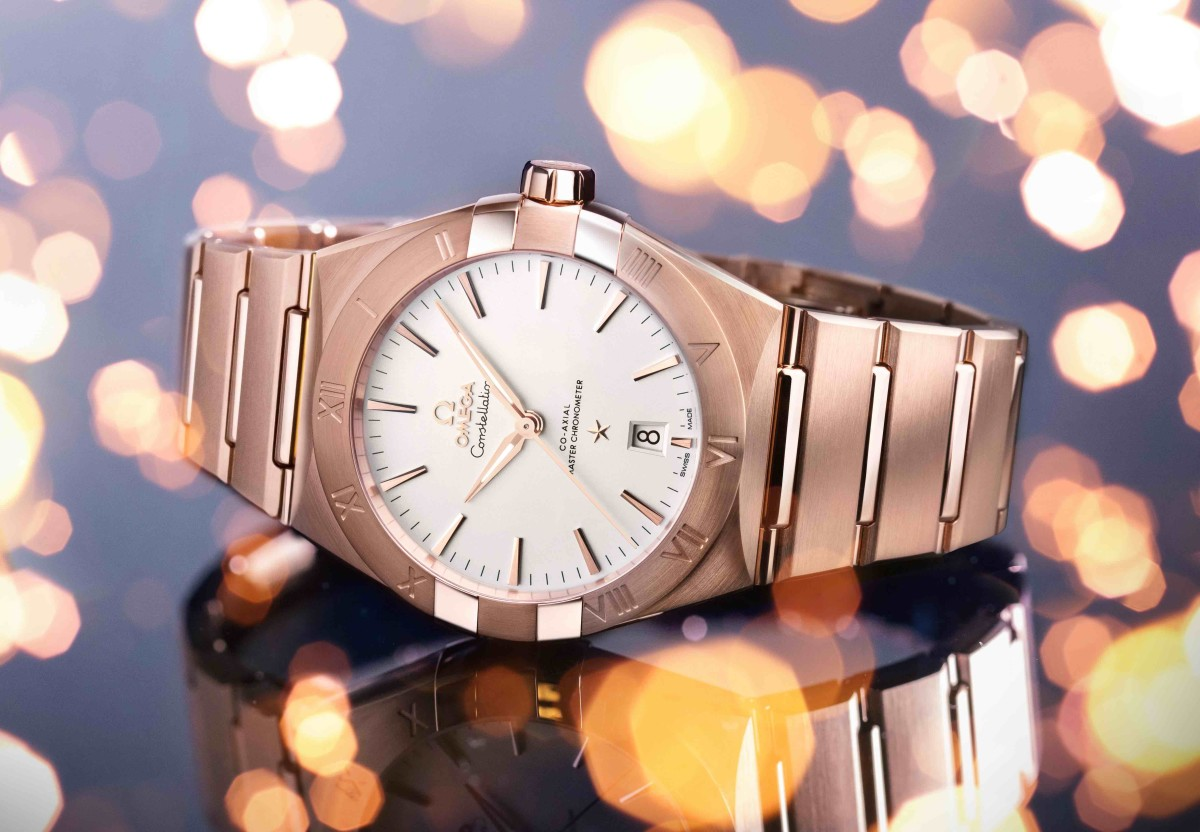 Omega Constellation Gents 2020