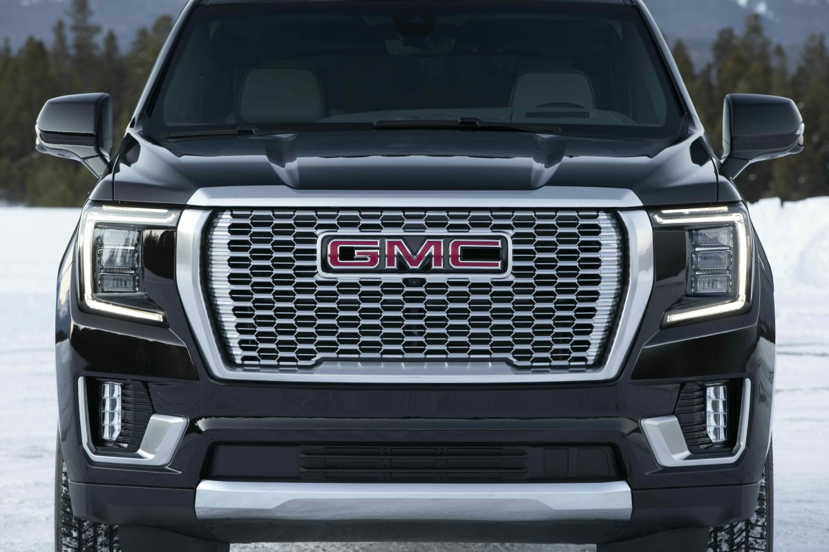 GMC unveils the 2021 Yukon - Acquire