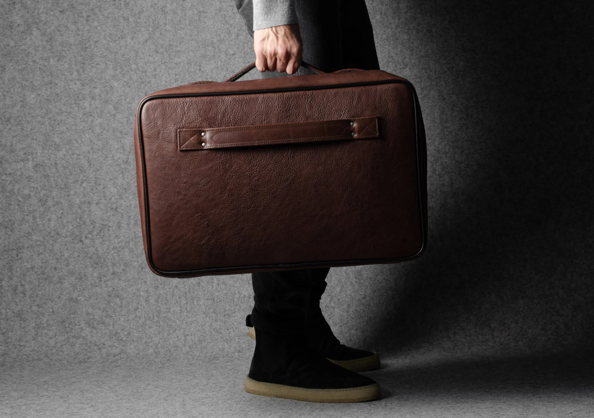 Hardgraft Carry On Suitcase