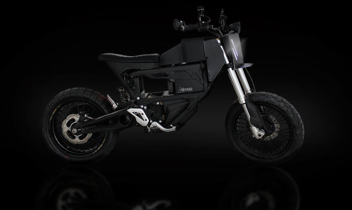 Droog Moto E-Fighter