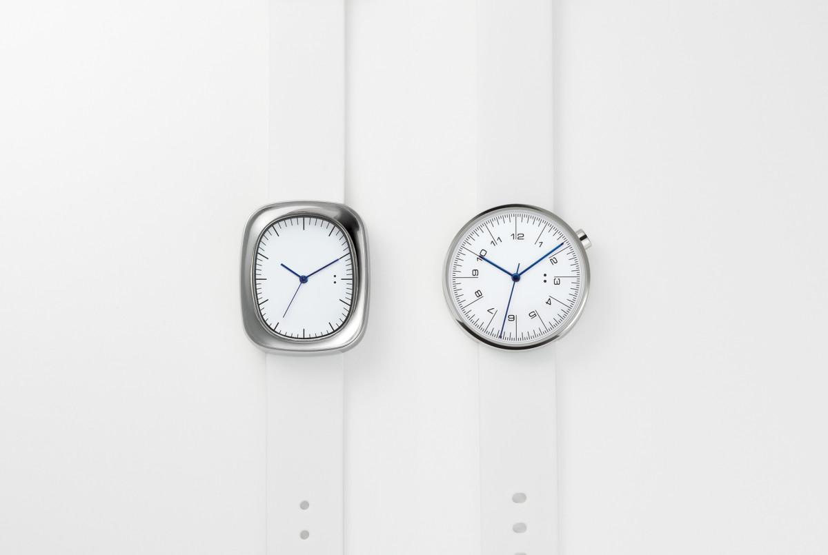 10:10 by Nendo White Mirror