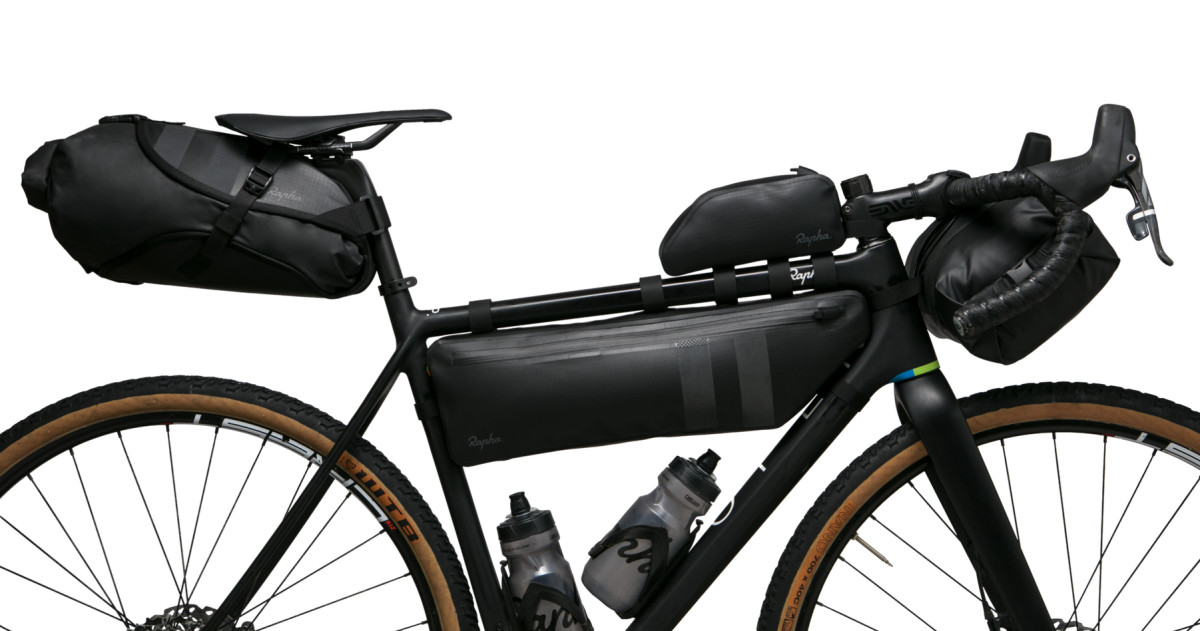 Rapha Waterproof Bike Packs