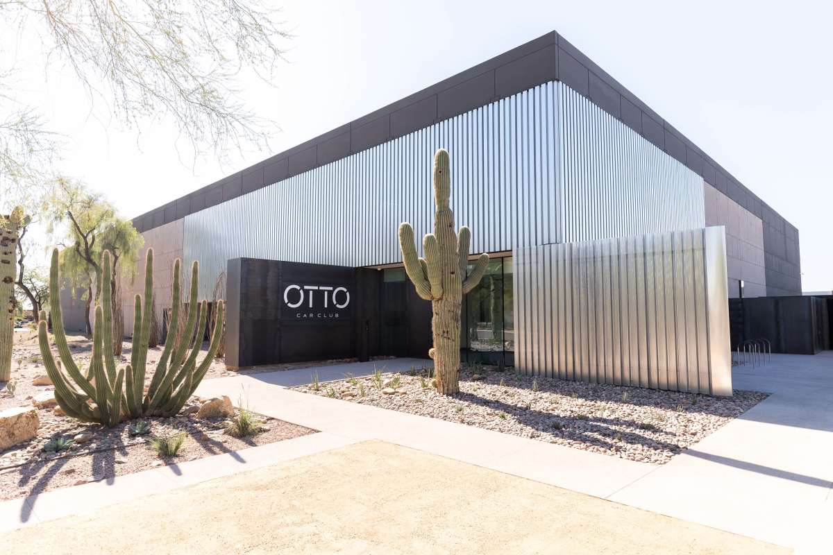 OTTO Car Club Scottsdale, Arizona