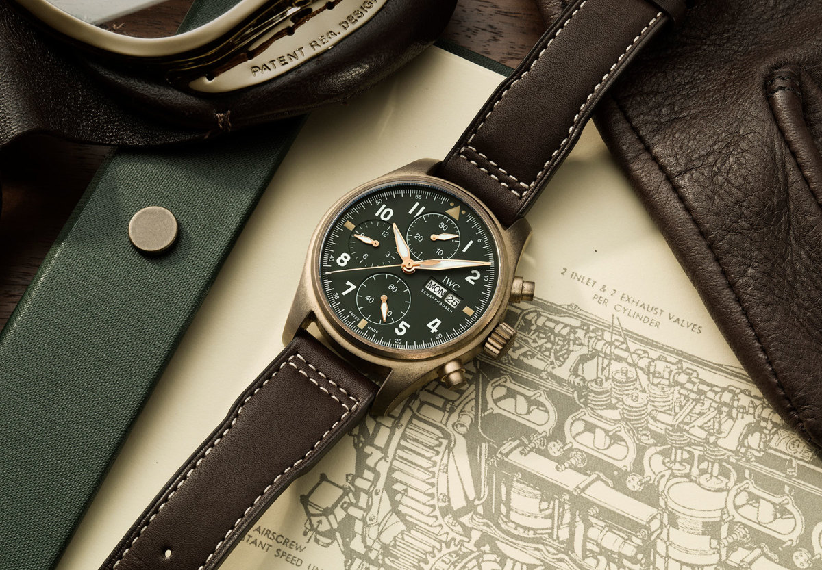IWC previews its new collection of Pilot's Watches for 2019