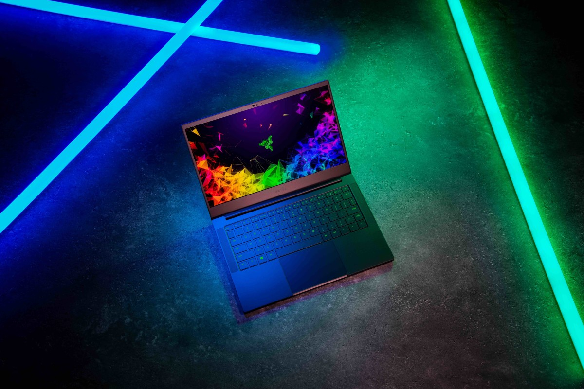 Razer's new Blade Stealth gets thinner bezels, better graphics, and