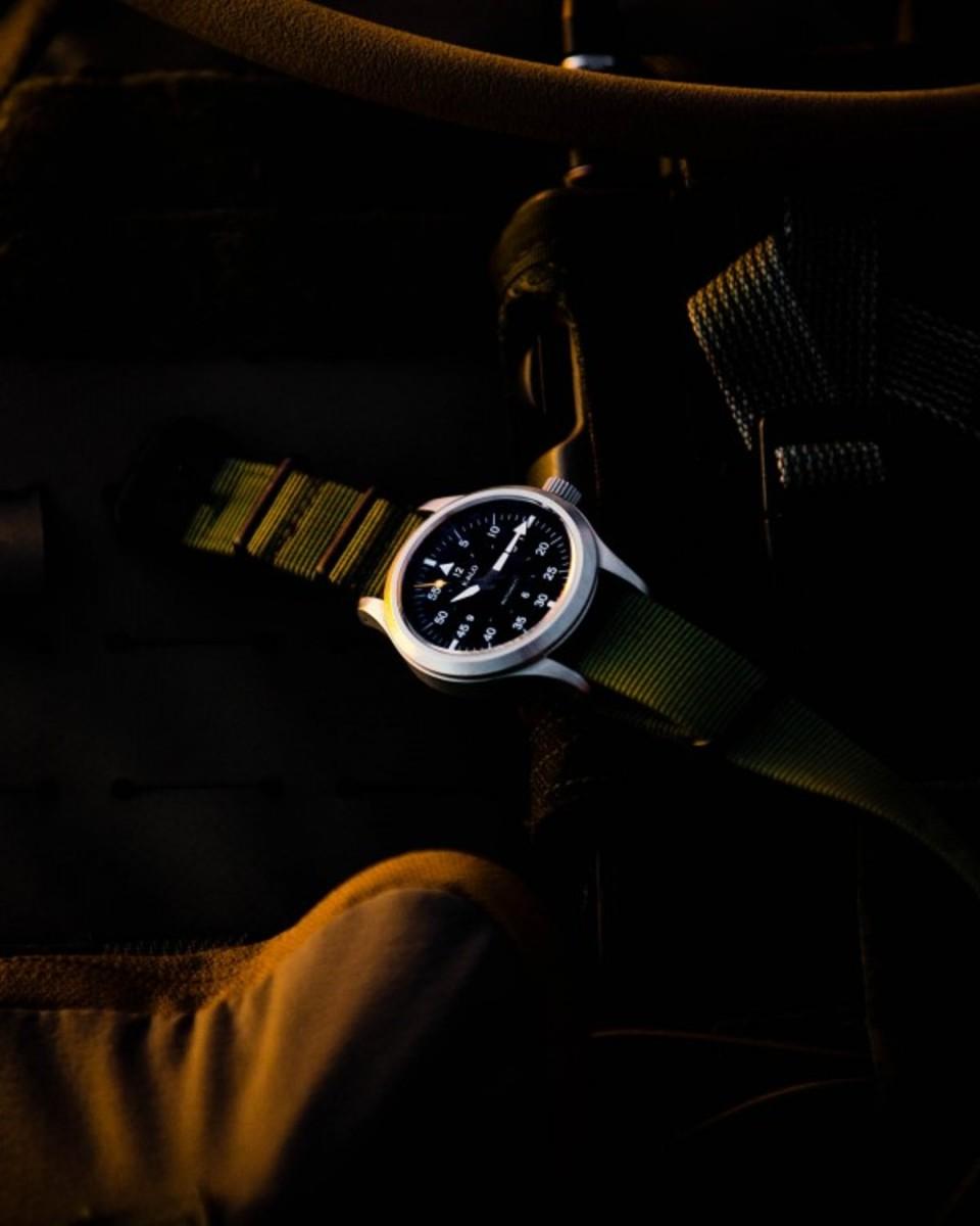 Newline Halo x Mk II x Robert Spangle
