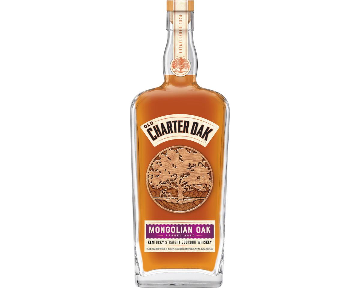 Old Charter Oak Bourbon Whiskey