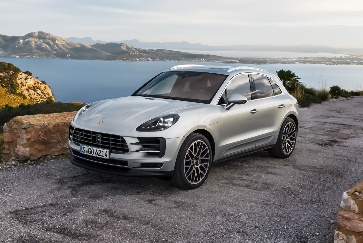 Porsche S 2019 Macan S Arrives With A New Turbocharged V6 Acquire