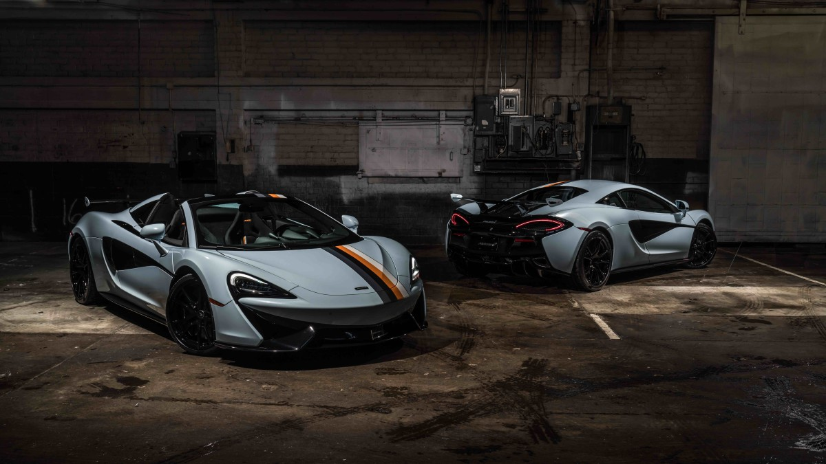 McLaren Racing Through the Ages Collection