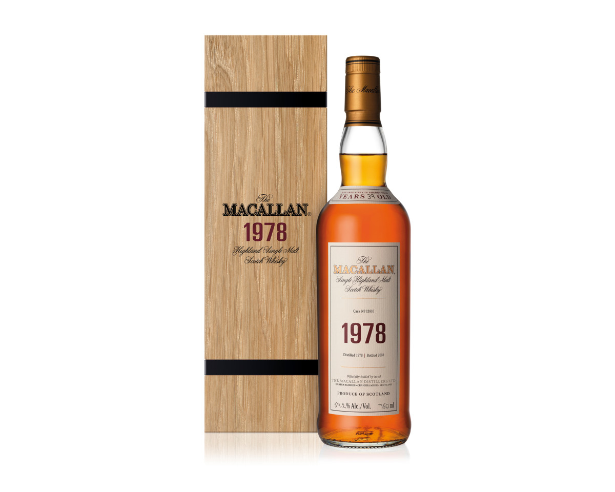 The Macallan 1978 Fine and Rare