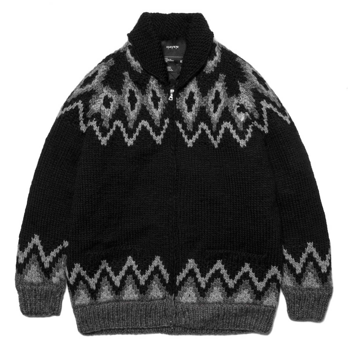 Haven Cowichan Sweater