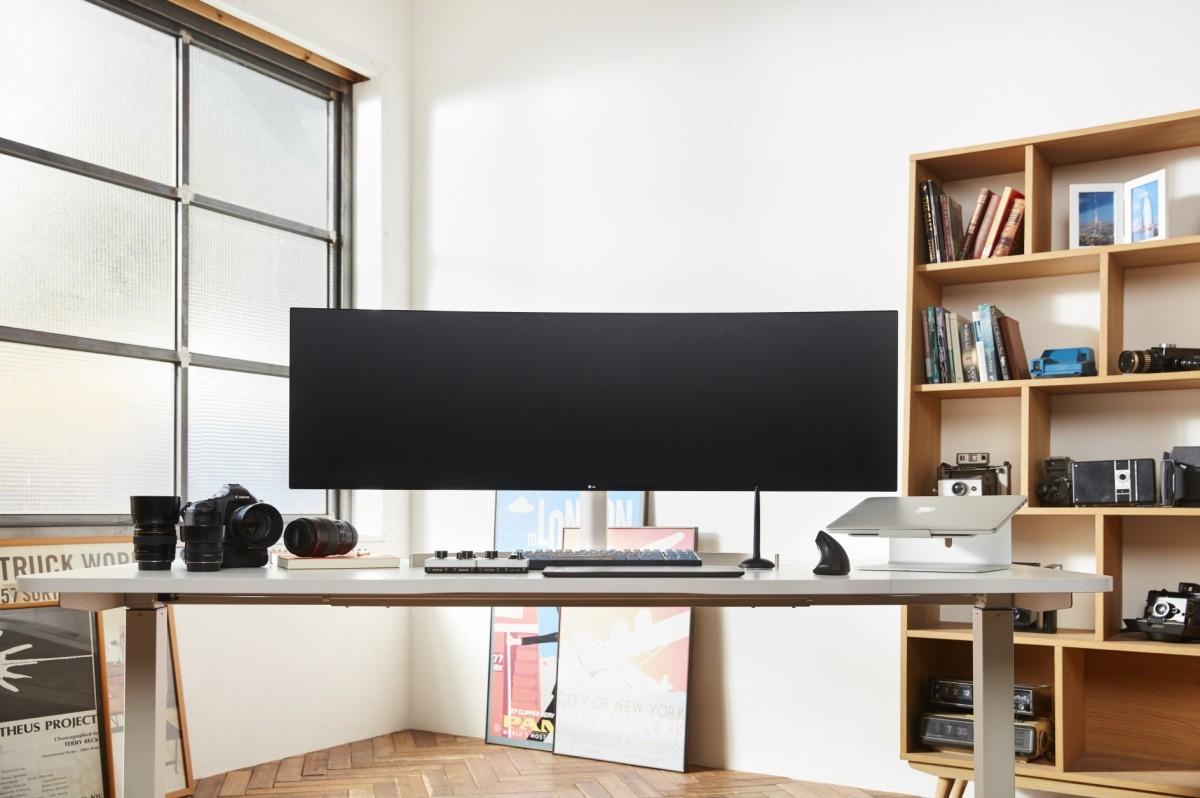LG UltraWide 49-inch
