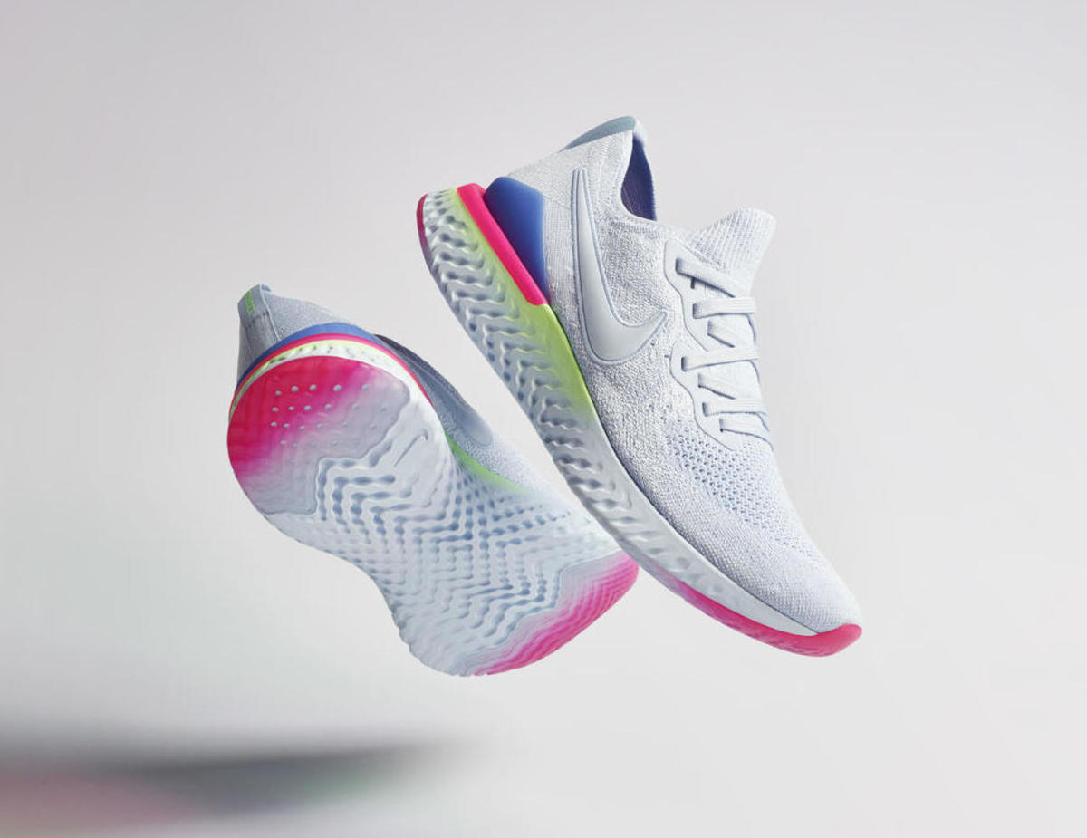 c933e65a8 Nike s Epic Flyknit gets a new look for 2019 - Acquire
