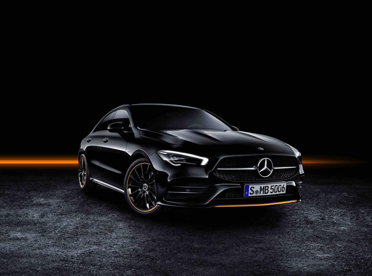 2020 Mercedes CLA Coupe