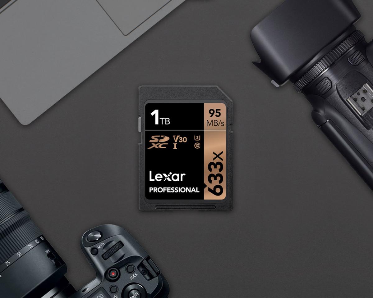 Lexar 1TB SD Card