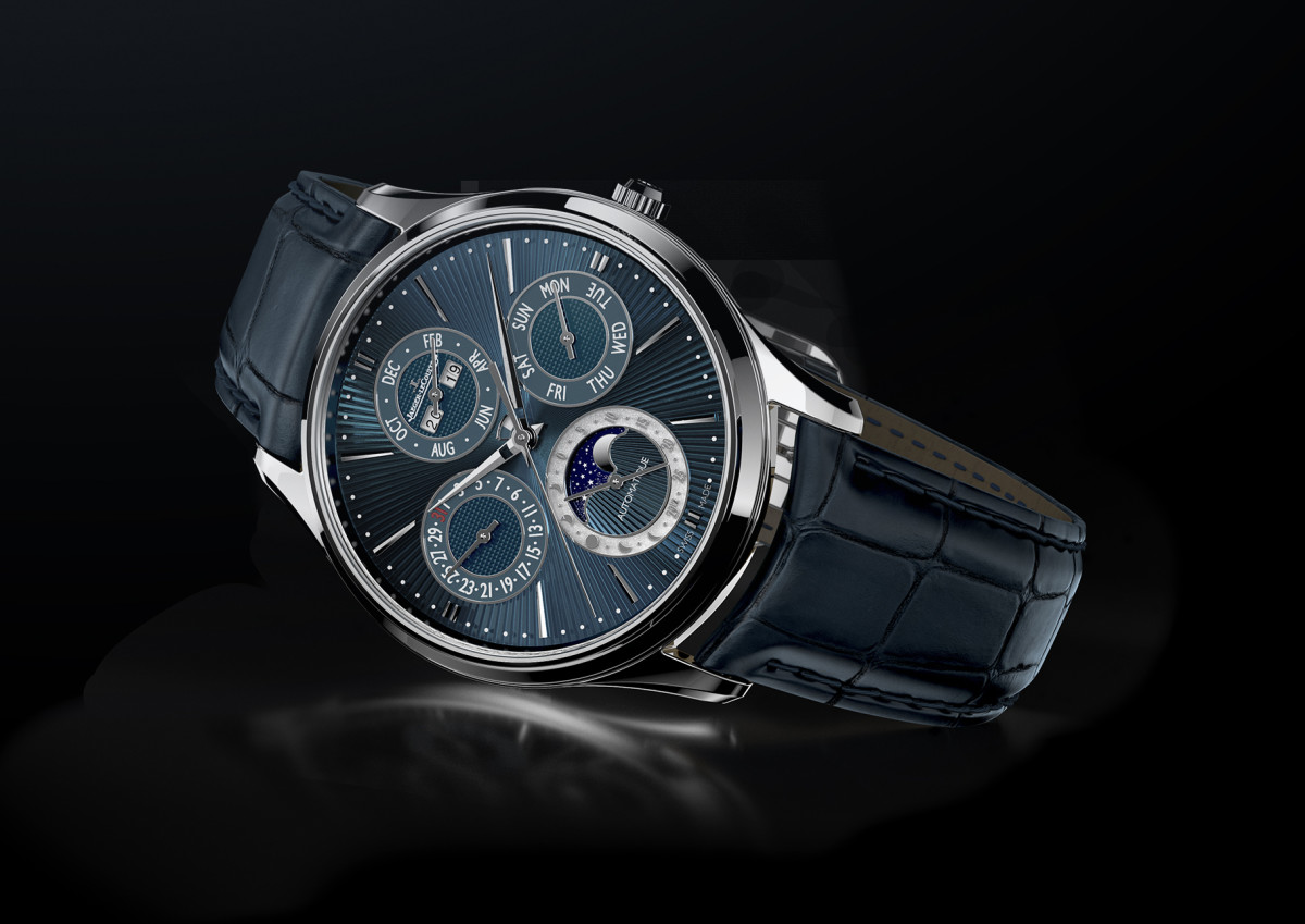 Jaeger-LeCoultre Master Ultra Thin Collection