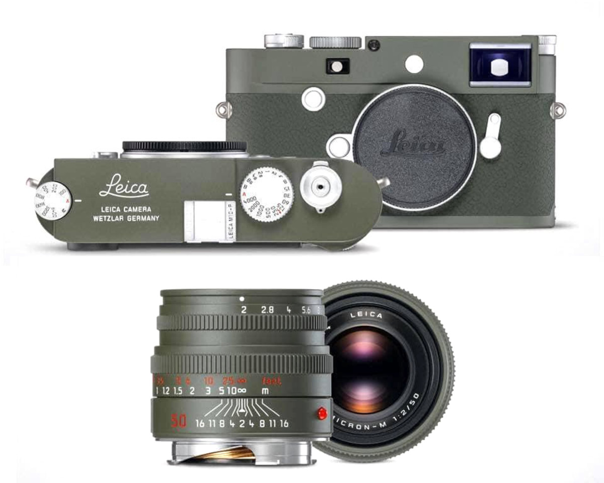 Leica Safari Edition M10-P