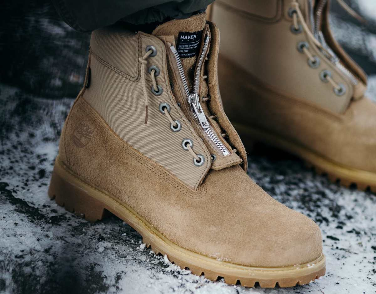 Haven x Timberland