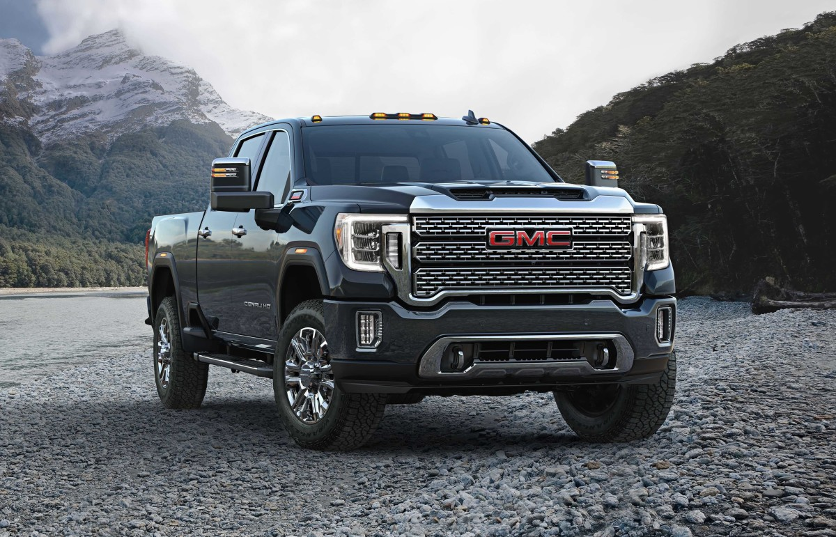 GMC introduces its 2020 Sierra Heavy Duty - Acquire