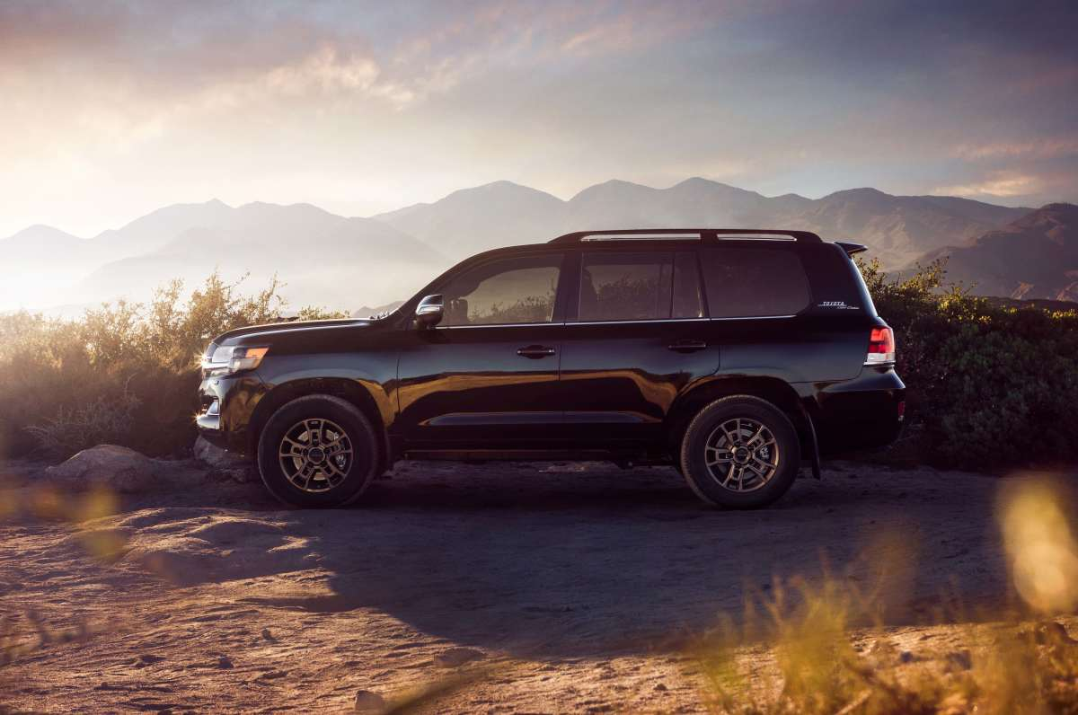 2020 Toyota Land Cruiser Heritage Edition