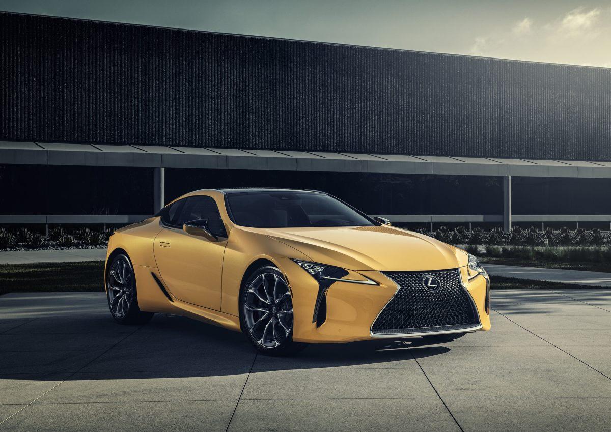 Lexus LC 500 Inspiration Edition