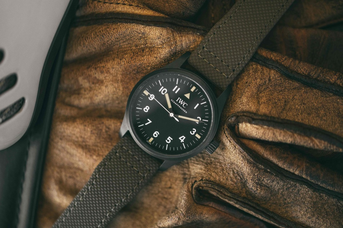 Hodinkee and IWC team up on a limited edition Pilot's Watch Mark XVIII