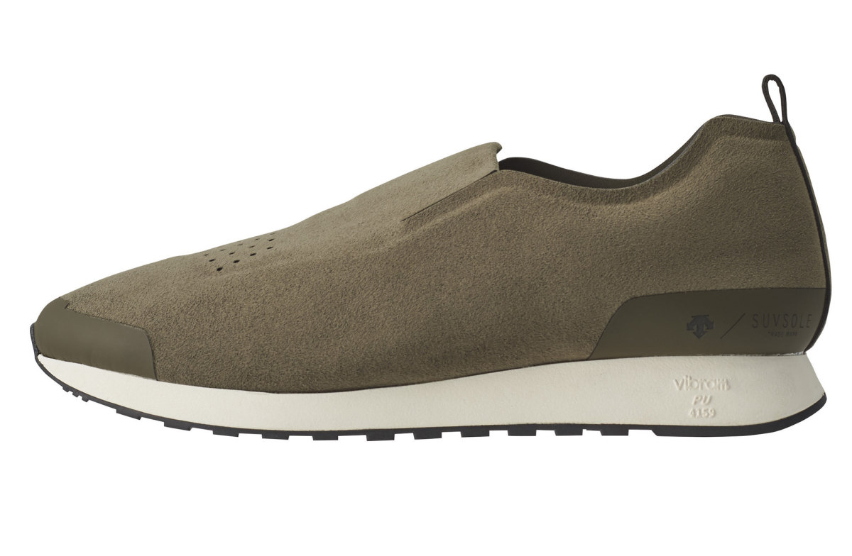Descente Allterrain debuts a sleek slip-on with SUVSOLE