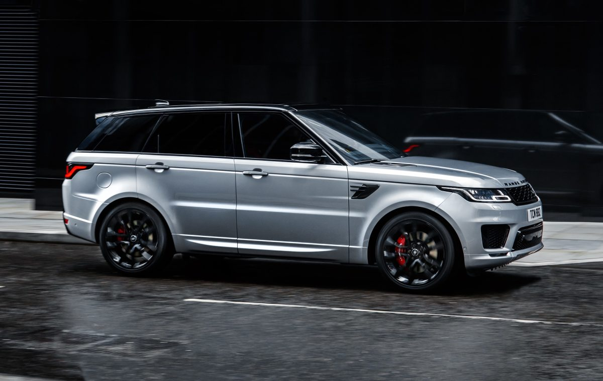 Land Rover adds a straight six to the Range Rover Sport lineup