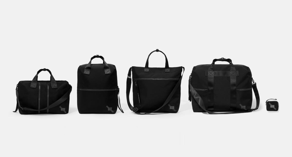 Saturdays NYC launches its latest bag collection with Porter