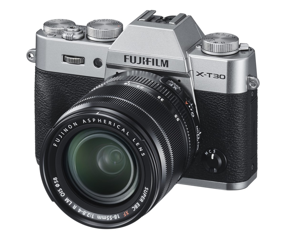 Fujifilm launches its compact X-T30