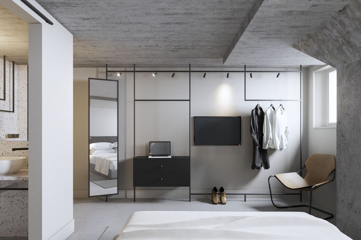 Blique by Nobis adds a stylish new hotel option to Stockholm's Hagastaden neighborhood