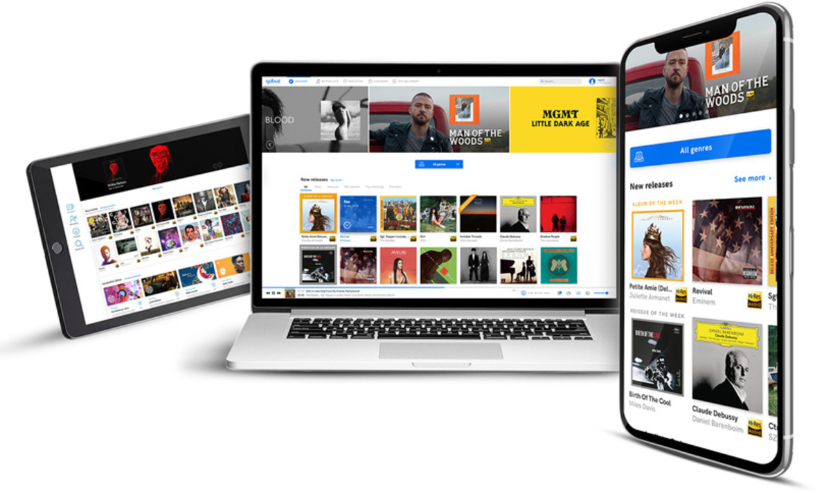 Qobuz brings its high-res streaming service to the US