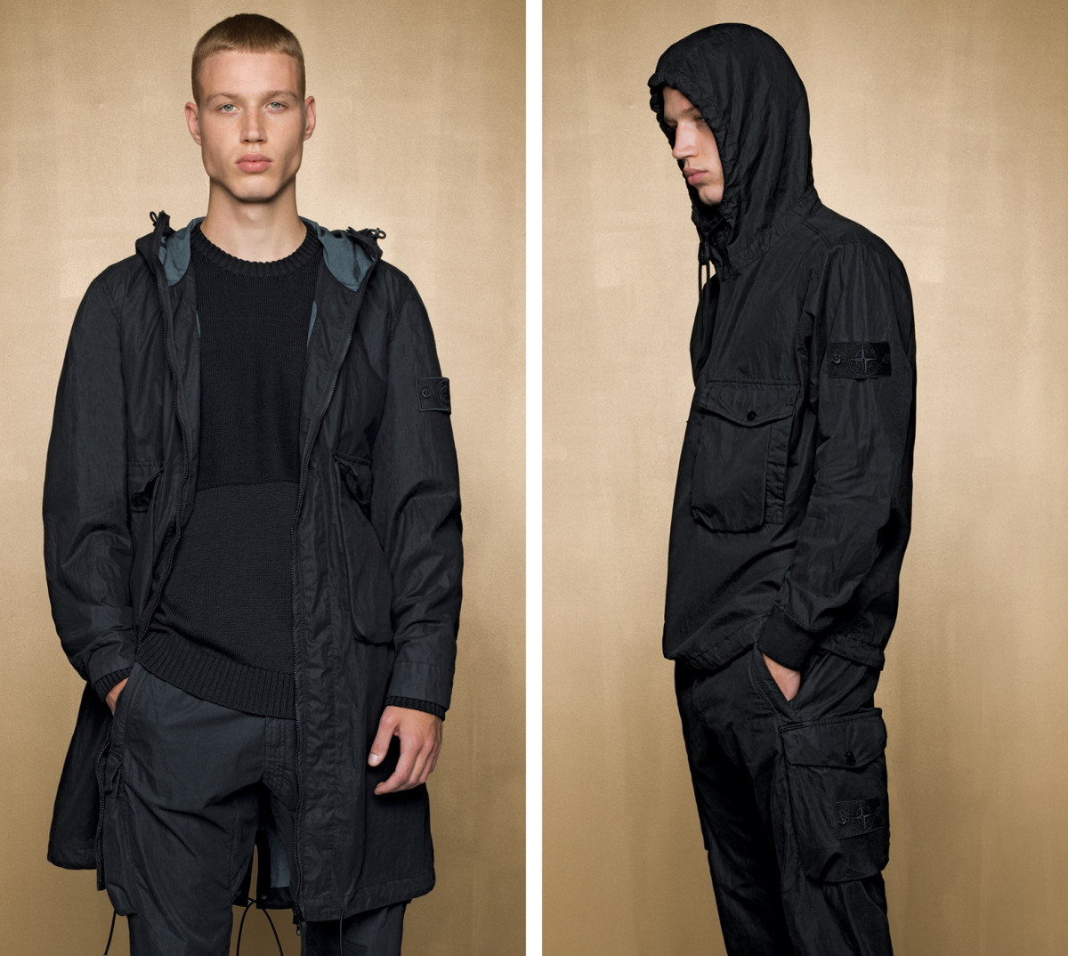 Stone Island Ghost Pieces SS19
