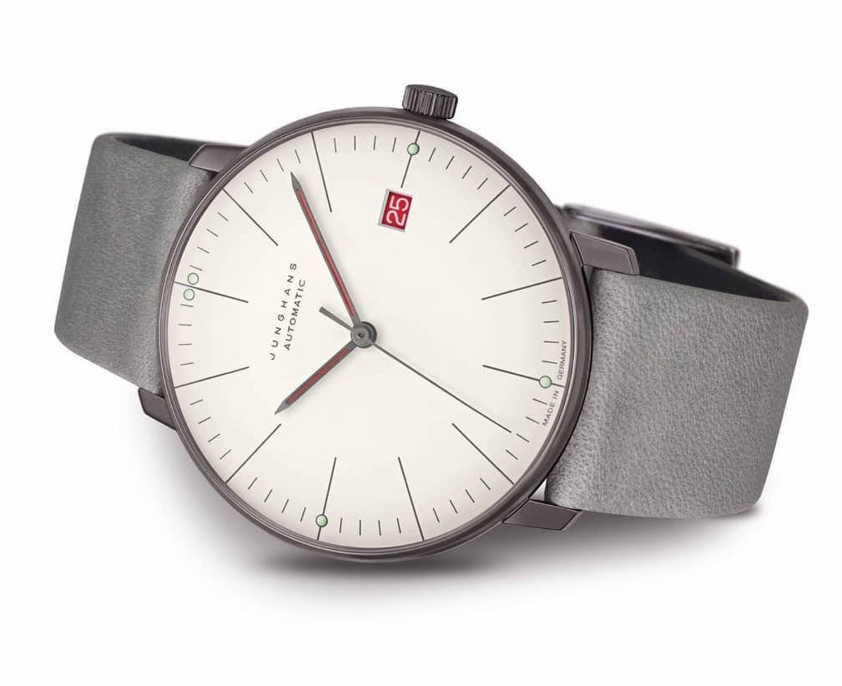 Junghans 100 years of Bauhaus