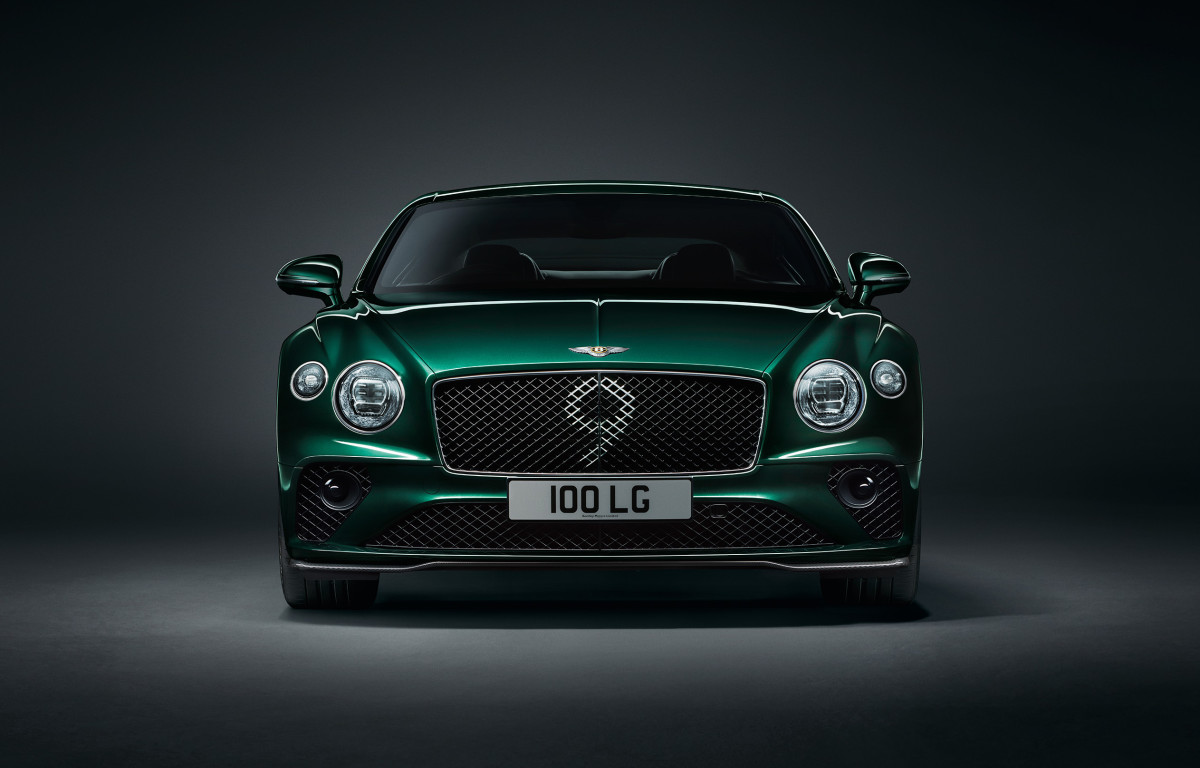 Bentley Continental GT No 9 Edition
