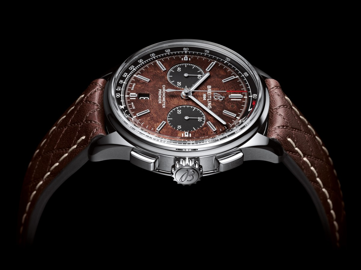 Breitling for Bentley Centenary Edition