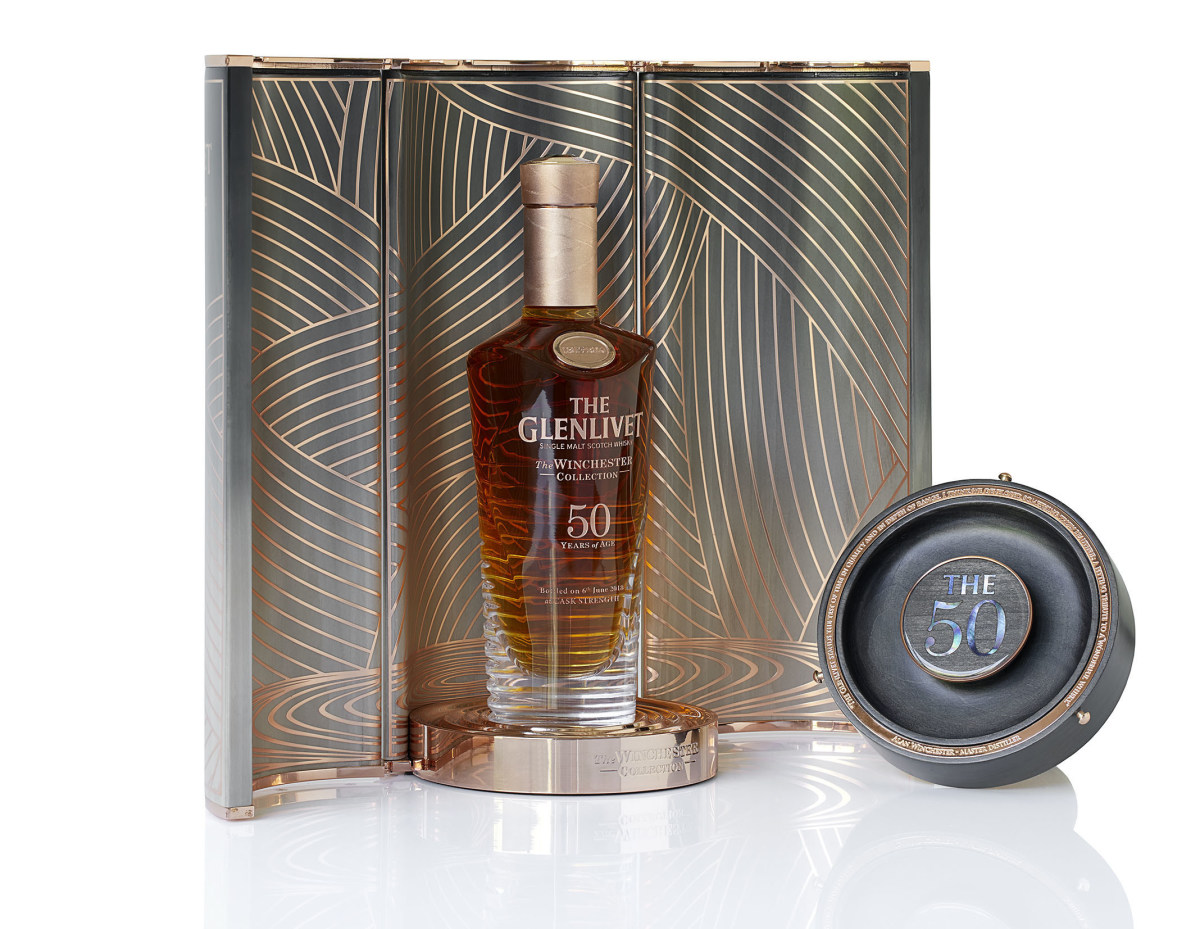 Glenlivet Winchester Collection Vintage 1967