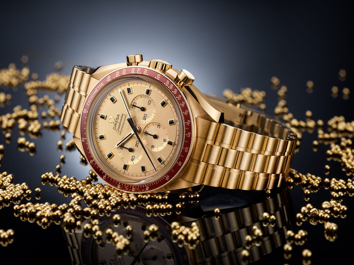Omega Apollo 11 50th Anniversary Speedmaster