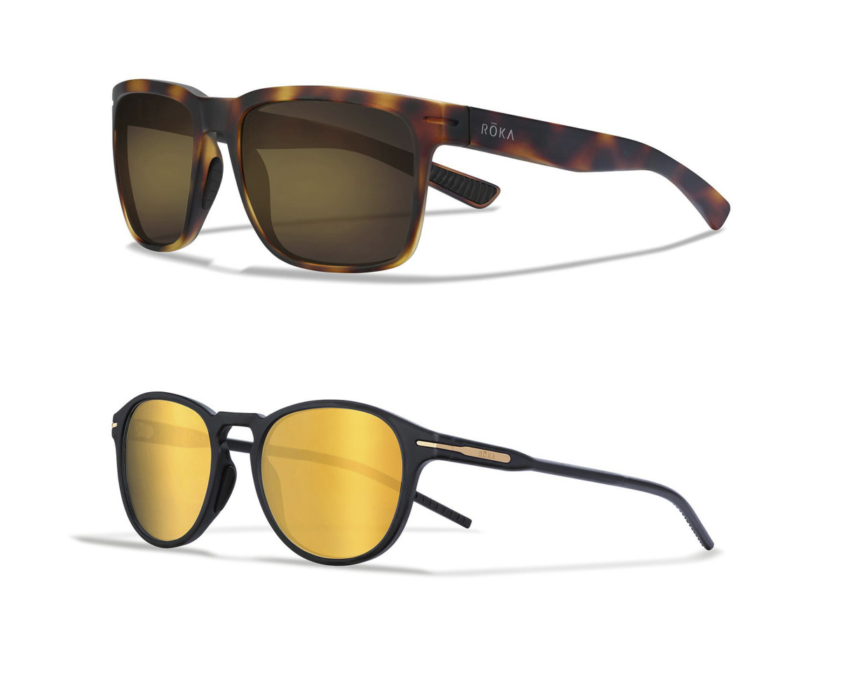 45edf3930f6 Roka adds more classic silhouettes to its performance sunglass range ...