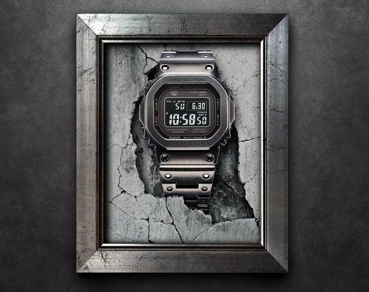Casio Aged IP G-Shock